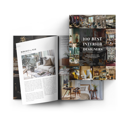 Ebook top +100 best interior designers Find Out The Best Interior Designers Based In Paris! cover top 100book