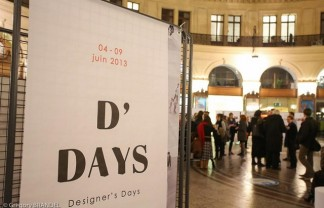 """Designer's Days offer a wonderful cornucopia of international design, centred in Paris. A real treasure hunt, offering full-on creativity."" Paris Designer's Days Paris Designer's Days 12970 531772200200710 471996758 n 324x208"
