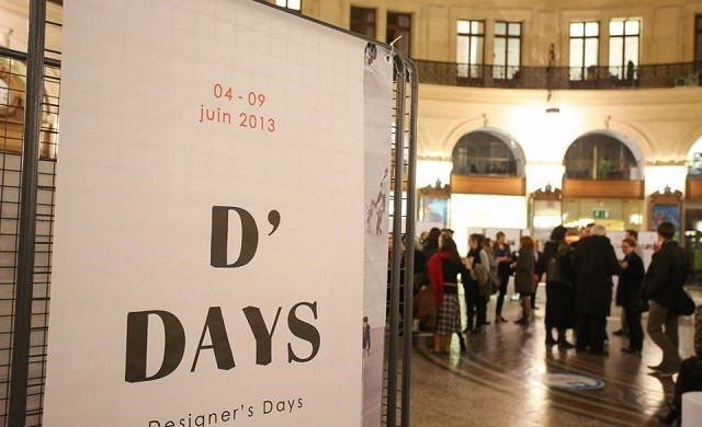 """Designer's Days offer a wonderful cornucopia of international design, centred in Paris. A real treasure hunt, offering full-on creativity."" Paris Designer's Days Paris Designer's Days 12970 531772200200710 471996758 n 640x390"
