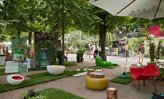 """If you are looking for some entertainment I should advice you Jardins, Jardin, a reference for the latest trends in urban gardens and exterior design."" Jardins, jardin at the Tuileries Jardins, jardin at the Tuileries slide 640x390"