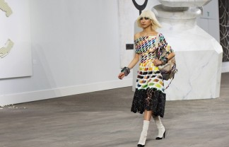 """Paris was invaded for the best designs with the trends for spring 2014 at Paris Fashion week. We choose the best of the best from the fashion show"" Best of Paris Fashion week: Spring 2014 Best of Paris Fashion week: Spring 2014 Chanel6805web 324x208"