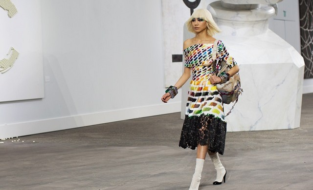 """Paris was invaded for the best designs with the trends for spring 2014 at Paris Fashion week. We choose the best of the best from the fashion show"" Best of Paris Fashion week: Spring 2014 Best of Paris Fashion week: Spring 2014 Chanel6805web 640x390"