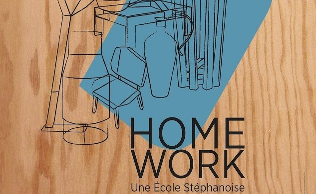 "The "" Homework "" exhibition takes a sensitive look at the production of young professional designers and shows through this talent selection Design Exhibiton: Homework une école Stéphanoise Design Exhibiton: Homework une école Stéphanoise homework designtour1 633x390"