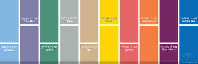 """Pantone's fashion colours selection is out already and they couldn't be more vibrant. Classy, funny and sober you have all types of colours"" Pantone's colour trends for 2014 Pantone's colour trends for 2014 Pantone colour trends"