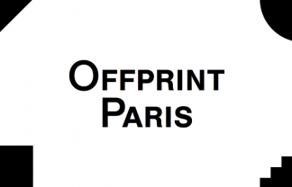 Offprint Paris is an art publishing fair for emerging practices in art. This year, it will take place from 14 to 17 November 1013. Art fair: Offprint Paris Art fair: Offprint Paris image Offprint Paris 324x208