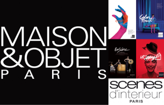 """This month, another edition of Maison & Objet takes place in Paris from the 24th to the 28th January at Paris Nord Villepinte."" Attending Maison & Objet 2014 Attending Maison & Objet 2014 Attending Maison Objet 2014 Design Events Paris Design Agenda  324x208"