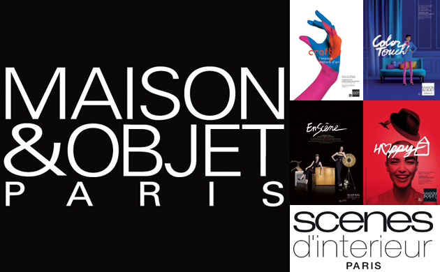 """This month, another edition of Maison & Objet takes place in Paris from the 24th to the 28th January at Paris Nord Villepinte."" Attending Maison & Objet 2014 Attending Maison & Objet 2014 Attending Maison Objet 2014 Design Events Paris Design Agenda  630x390"