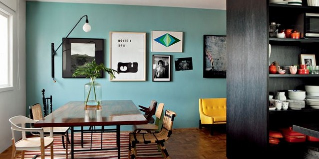 Colorful apartment of Maurício Arrude Colorful apartment of Maurício Arrude Colorful apartment of Maurício Arrude Mauricio Arruda appartement
