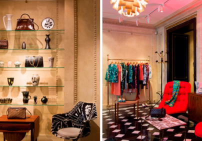 New Fashion store open in Paris New Fashion store open in Paris Ventilo Housa 404x282