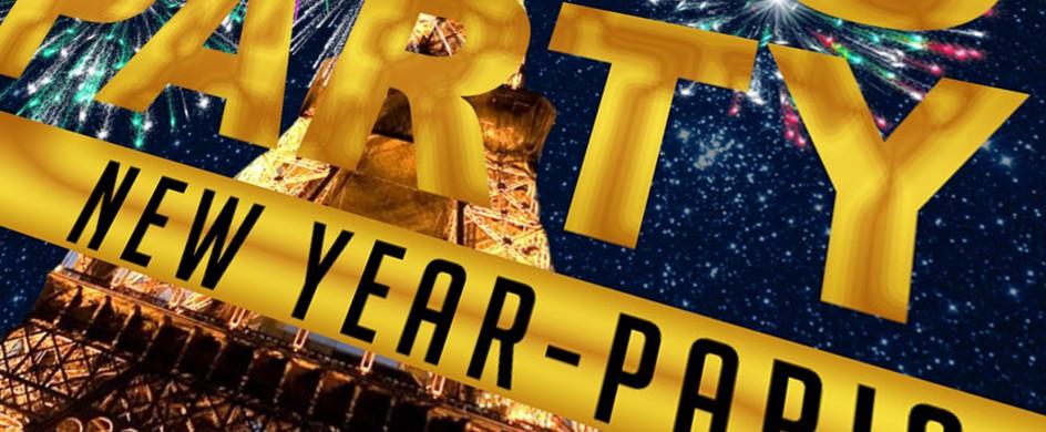 best new years eve parties paris