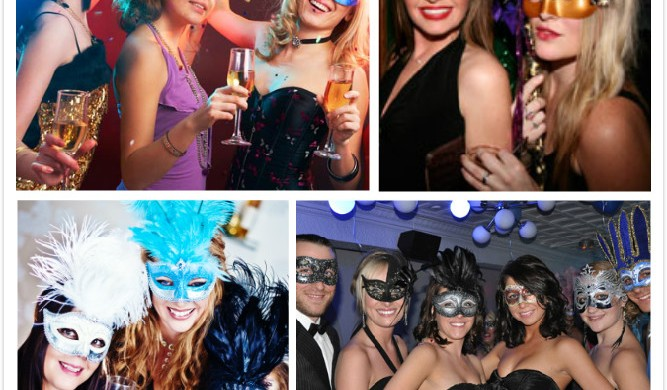 Masquerade-New-Year-Party-home-party-decorating-ideas NEW YEAR'S EVE HOME PARTY DECORATING IDEAS NEW YEAR'S EVE HOME PARTY DECORATING IDEAS Masquerade New Year Party home party decorating ideas 667x390