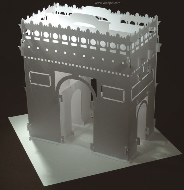 create Arc de Triomphe in origami Arc de Triomphe manually created in the most creative forms Arc de Triomphe manually created in the most creative forms create Arc de Triomphe in origami1