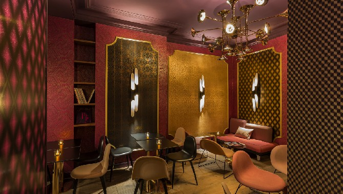 City Guide: Meet the amazing Idol Hotel Paris City Guide: Meet the amazing Idol Hotel Paris City Guide: Meet the amazing Idol Hotel Paris LOBBY 3 IDOL HOTEL PARIS 8