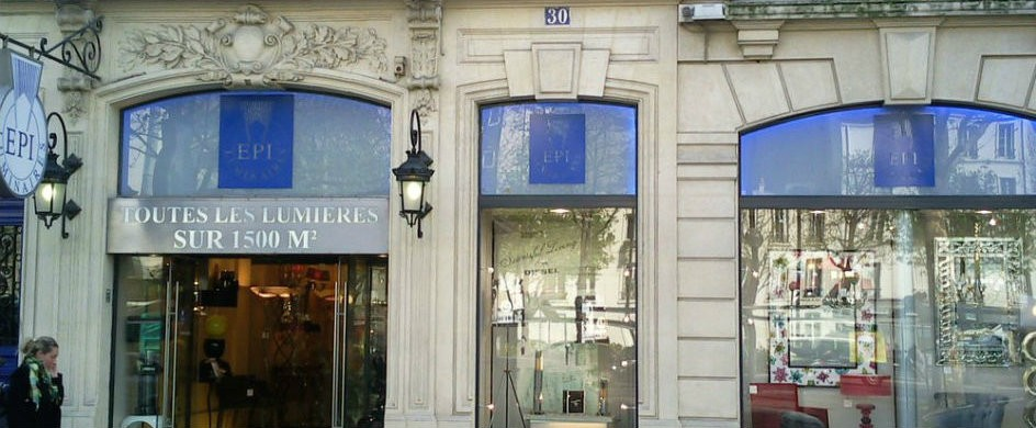 The Best Lighting Stores In Paris lighting stores The Best Lighting Stores In Paris Epi Luminaires l 944x390