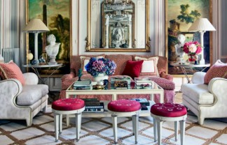 paris apartment Get The Parisian Style From Timothy Corrigan's Paris Apartment Get The Parisian Style From Timothy Corrigans Paris Apartment 1 f 324x208