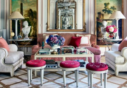 paris apartment Get The Parisian Style From Timothy Corrigan's Paris Apartment Get The Parisian Style From Timothy Corrigans Paris Apartment 1 f 404x282
