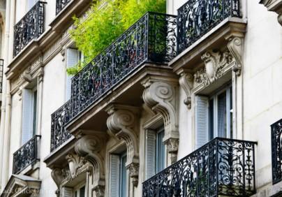 Design Icon Design Icon: Parisian Balconies Design Icon Parisian Balconies 6 kk 404x282