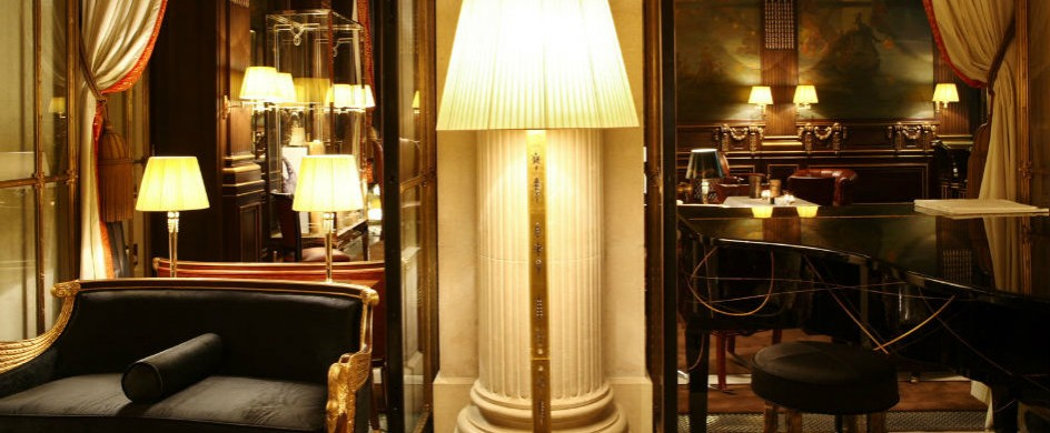 Le Meurice By Philippe Starck