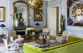 paris apartment A Sophisticated Paris Apartment For Design Lovers A Sophisticated Paris Apartment For Design Lovers 1 g 324x208