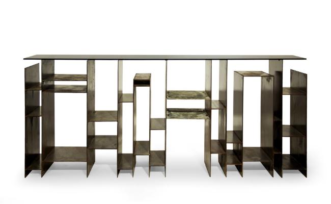 Kyan Console Luxury Furniture Designs 50 Spectacular On Sale Luxury Furniture Designs from Covet Group kyan console 2 HR