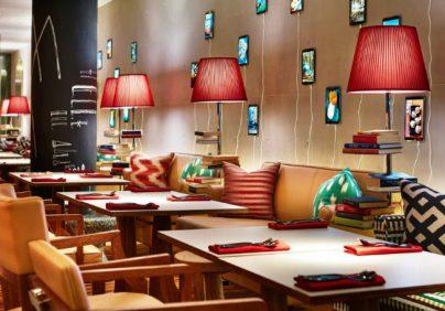 Philippe Starck A Hotel in Singapore Designed By Philippe Starck A Hotel in Singapore Designed By Philippe Starck 12 404x282