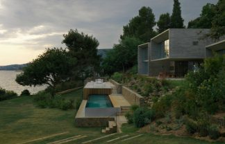 Holiday House Pascal Grasso Architectures: A Holiday House Like You Have Never Seen Pascal Grasso Architectures A Holiday House Design Like You Havent Seen Yet 324x208