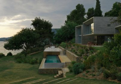Holiday House Pascal Grasso Architectures: A Holiday House Like You Have Never Seen Pascal Grasso Architectures A Holiday House Design Like You Havent Seen Yet 404x282