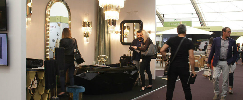 5 Show-Stealing Products from Decorex 2016 Decorex 5 Show-Stealing Products from Decorex 2016 5 Show Stealing Products from Decorex 2016