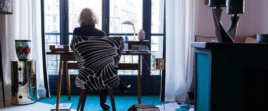 Decorating Ideas by Parisian designer Anne-Sophie Pailleret