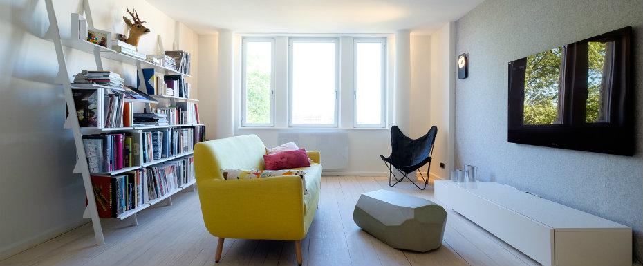 Inside An Attic Duplex Designed By A Paris Studio paris studio Inside An Attic Duplex Designed By A Paris Studio Inside An Attic Duplex Designed By A Paris Studio 0