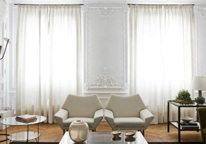 Parisian Interior Design The Charm of 10 Parisian Interior Designs You'll Love The Charm of 10 Parisian Interior Designs Youll Love 0 404x282