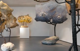 paris gallery paris gallery Nacho Carbonell Filled Paris Gallery With Giant Cocooned Lamps Nacho Carbonell Filled Paris Gallery With Giant Cocooned Lamps 324x208