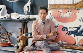 vincent darré vincent darré Vincent Darré to Auction off His Surrealist Design Collection in Paris Vincent Darr   to Auction off His Surrealist Design Collection in Paris 5 324x208