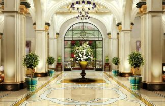 hotel lobby World's Most Stunning Hotel Lobby Designs World   s Most Stunning Hotel Lobby Designs 324x208