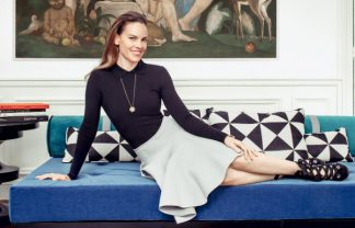 hilary swank See the New Paris Apartment of Awarded Actress Hilary Swank hillary swank 1 324x208