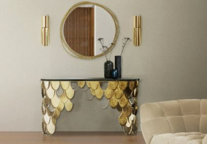 golden furniture 25 Golden Furniture Pieces You Will Love 25 Golden Furniture Pieces You Will Love 404x282