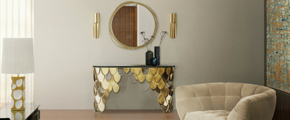 golden furniture 25 Golden Furniture Pieces You Will Love 25 Golden Furniture Pieces You Will Love