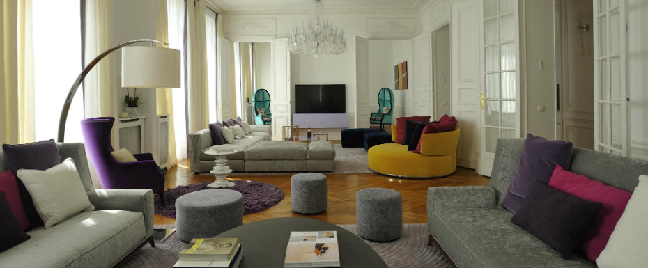 You'll Love the Interiors of this Haussmann Style Apartment in Paris apartment in paris You'll Love the Interiors of this Haussmann Style Apartment in Paris Youll Love the Interiors of this Haussmann Style Apartment in Paris