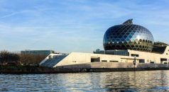 Discover the New Iconic Paris Monument: La Seine Musicale