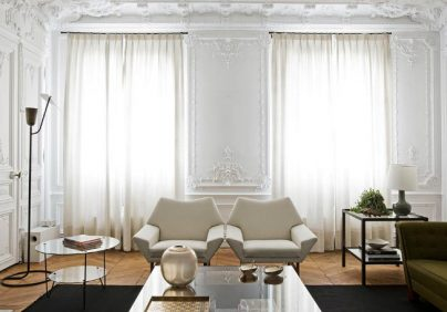 decorating ideas 10 Decorating Ideas For a Parisian Style Apartment 10 Decorating Ideas For a Parisian Style Apartment v 404x282