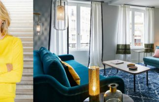 how to decorate Get the Look: How to Decorate Your Living Room Like Sarah Lavoine Get the Look How to Decorate Your Living Room Like a Parisian 324x208