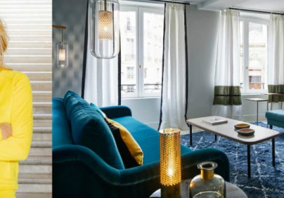how to decorate Get the Look: How to Decorate Your Living Room Like Sarah Lavoine Get the Look How to Decorate Your Living Room Like a Parisian 404x282