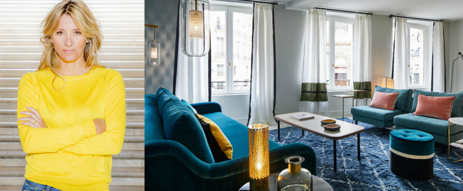 Get the Look: How to Decorate Your Living Room Like Sarah Lavoine how to decorate Get the Look: How to Decorate Your Living Room Like Sarah Lavoine Get the Look How to Decorate Your Living Room Like a Parisian