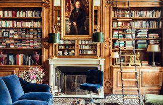 Paris Apartment See Inside Pierre Sauvage's Paris Apartment See Inside Pierre Sauvages Paris Apartment 1 324x208