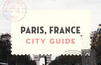 guide to paris You Need to See This Insider's Shopping Guide to Paris You Need to See This Insiders Shopping Guide to Paris 324x208