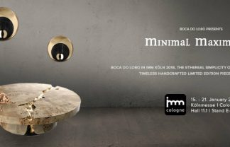 IMM Cologne 2018 Admire Boca do Lobo's Minimal Maximalism Approach for IMM Cologne 2018 FEATURED 324x208