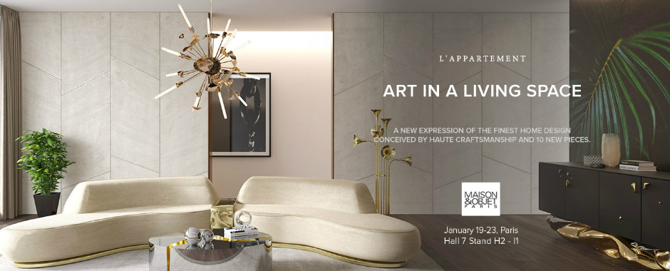 L'Appartement D'Art Is a Must-Visit Exhibition at Maison et Objet 2018 maison et objet 2018 L'Appartement D'Art Is a Must-Visit Exhibition at Maison et Objet 2018 featured 6