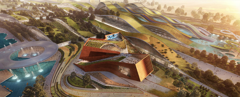EuropaCity's Centre Culturel to be Designed by UNStudio in Paris EuropaCity's Centre Culturel EuropaCity's Centre Culturel to be Designed by UNStudio in Paris FEATURED