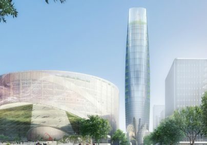 Urban Landscape Design An Urban Landscape Design by SOM Has Been Appointed for Eastern Paris featured 9 404x282