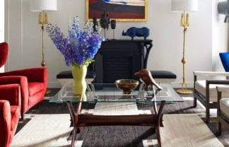 mid-century modern living room Be Marveled by a Mid-Century Modern Living Room with a Parisian Twist featured 6 324x208